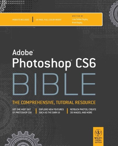 Adobe Photoshop CS6 Bible image