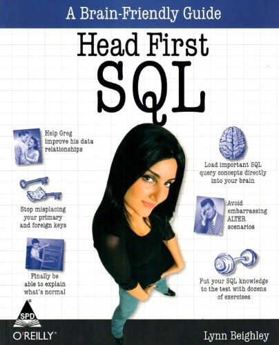 Head First SQL 1st Edition image