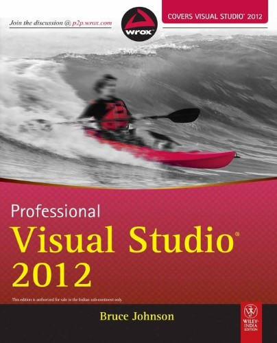 Professional Visual Studio 2012 image