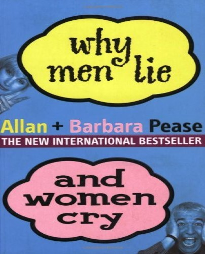 Why Men Lie and Women Cry New image